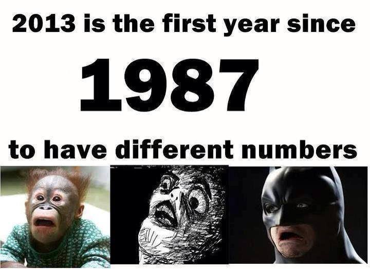 2013 is the first year | Funny Pictures, Quotes, Memes, Funny Images ...