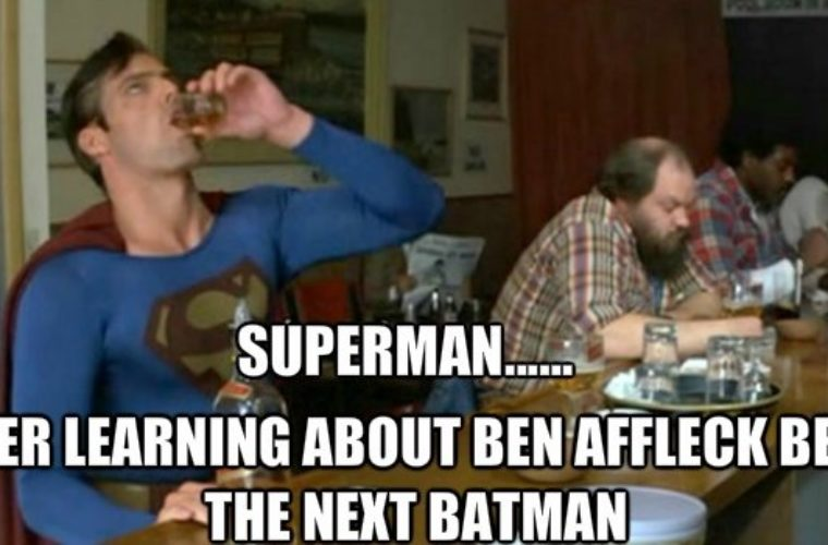 Ben Affleck and Batman