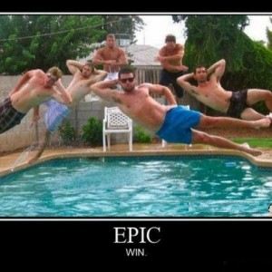 Epic Swimmers