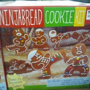 Google Gingerbread