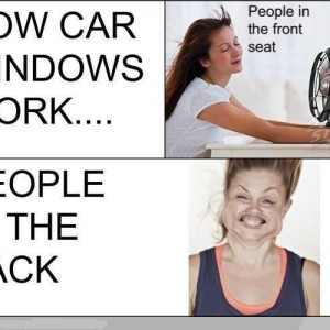 How car windows work
