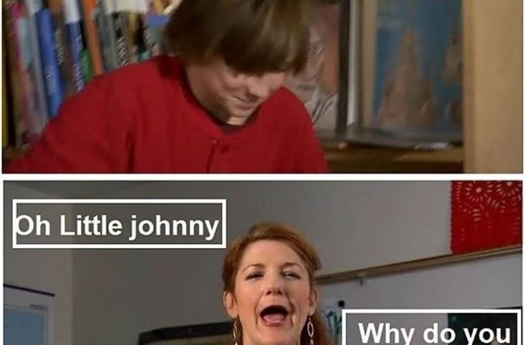 Oh Little Johnny