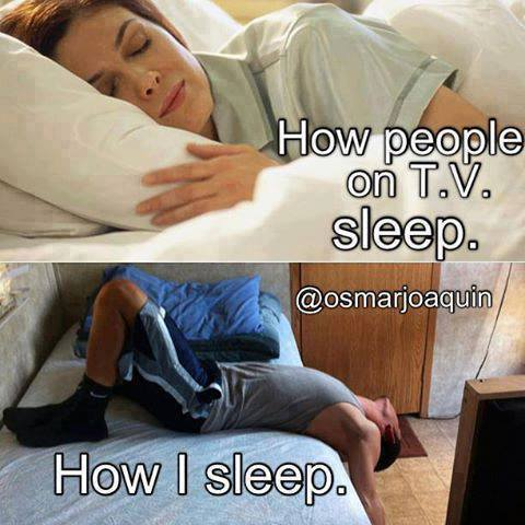sleep and people