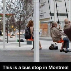 Wish all busstops were like this