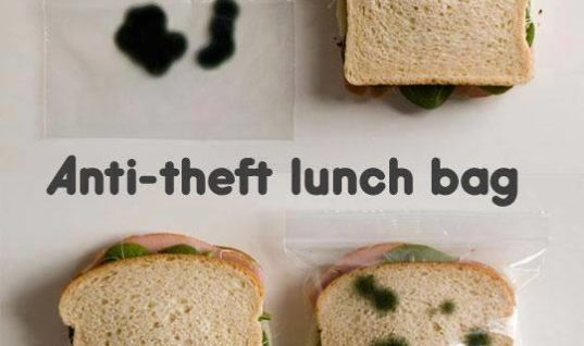 Anti-Theft Lunch Box