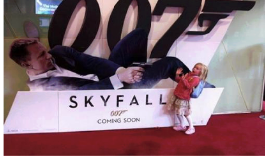 At a Skyfall Theatre
