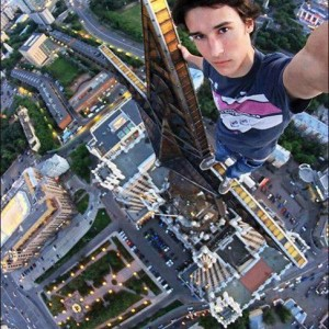 Craziest Selfie Ever
