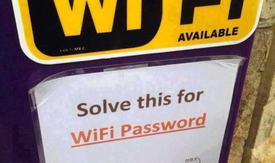 Free WiFi Available