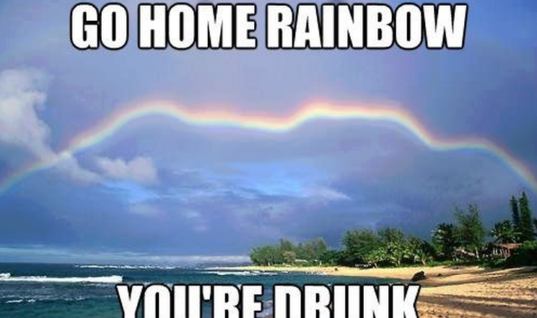 Go home Rainbow