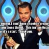 Golden Globes for Dicaprio