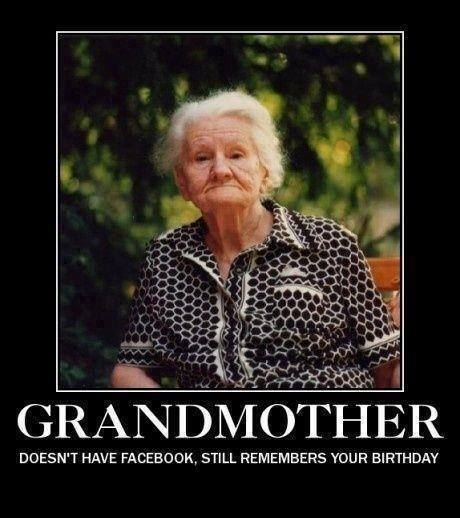 Grandmother: