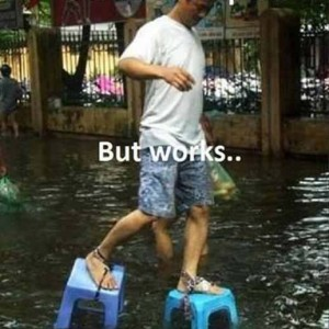 Great Idea in floods