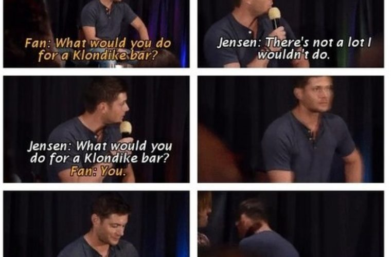 Jensen Ackles and Fans