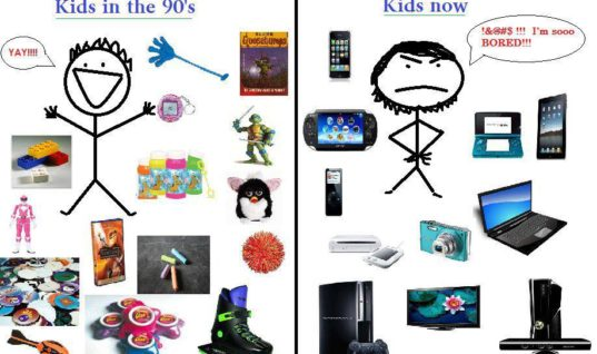 Kids Now