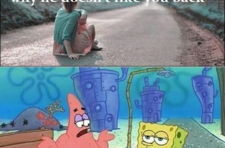 Patrick knows why