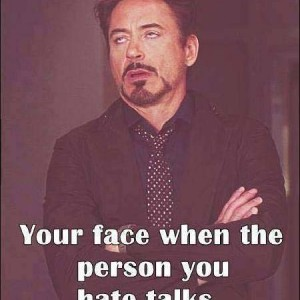 Person you hate