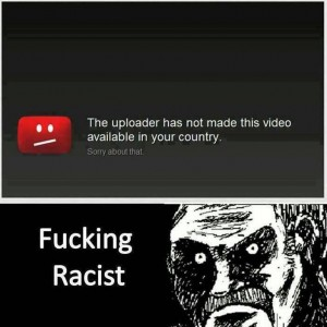 Racist Youtube
