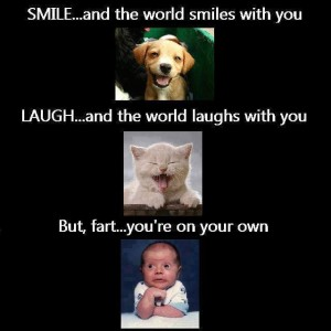 Smile, Laugh