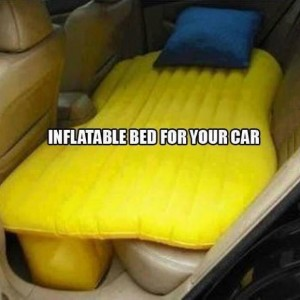 Bed for Car