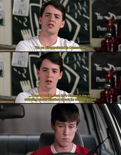 Funny Meme Day Off : Ferris buellers day off funny pictures quotes memes