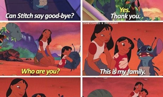 Funny Lilo and Stitch