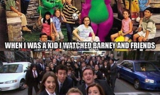 How i met your mother LOL