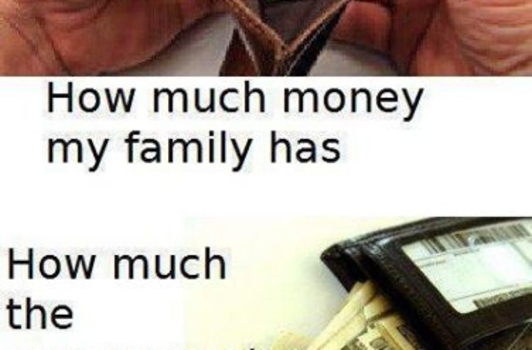 How much money