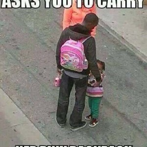 If your daughter asks