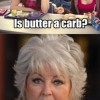 Is butter a curb
