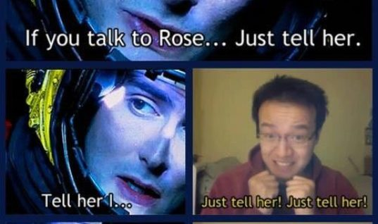 Just tell her