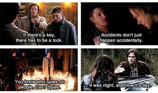 Oh supernatural