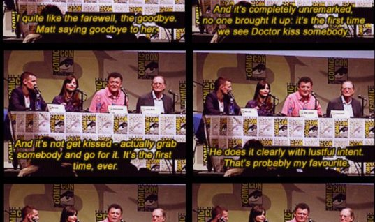Their Favorite River Song moments