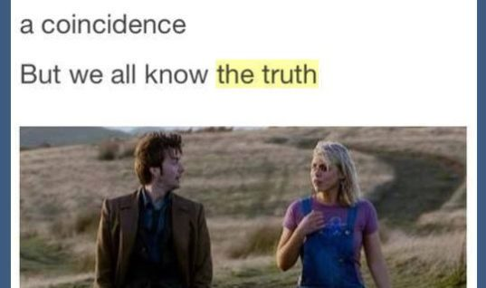 We know the truth