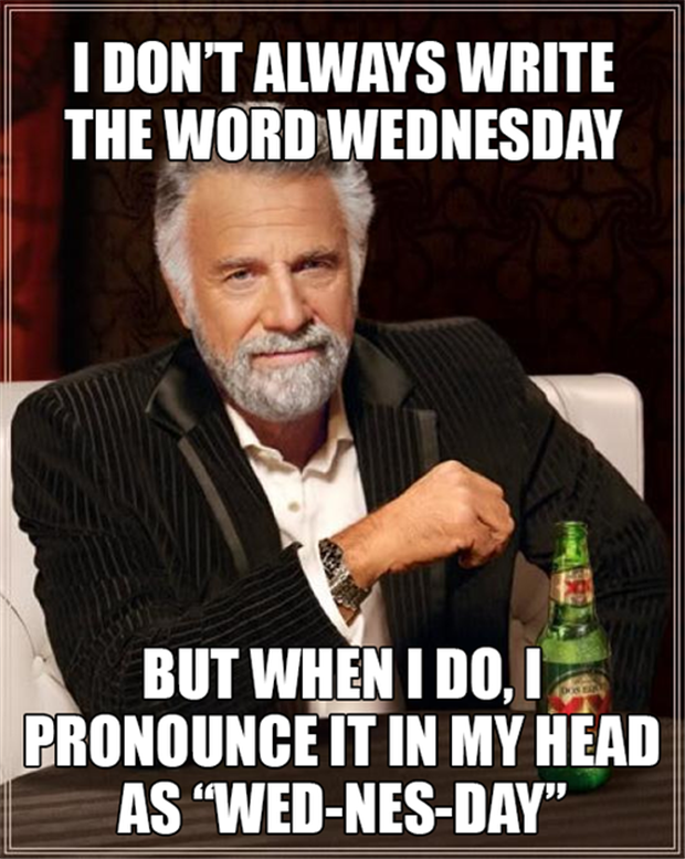 Wed-Nes-Day