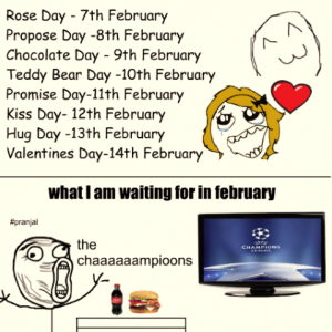 Why I am waiting for Feb