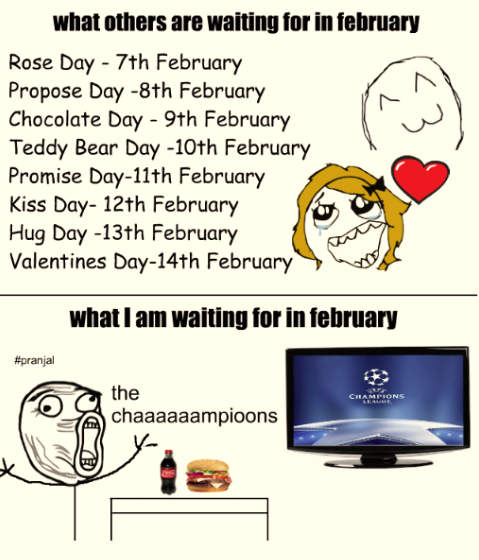 Why I Am Waiting For Feb Funny Pictures Quotes Memes Funny