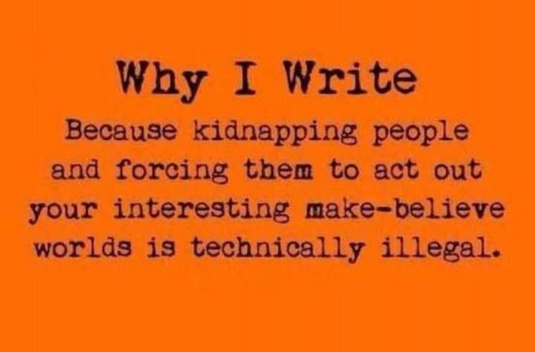 What kidnapping funny quotes