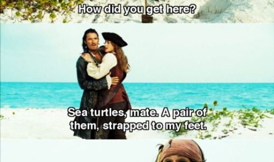 Funny – Pirates Of The Caribbean