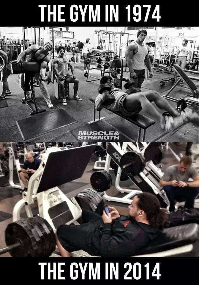 Gym Differences Funny Pictures Quotes Memes Funny Images Funny Jokes Funny Photos