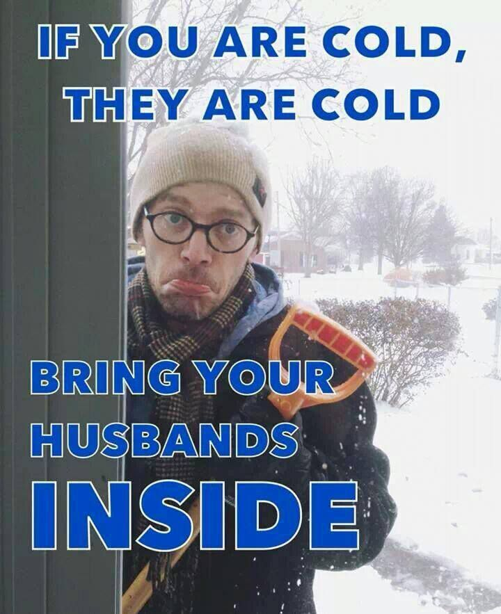 Ifyouarecoldtheyarecold_20140323 if you are cold, they are cold funny pictures, quotes, memes