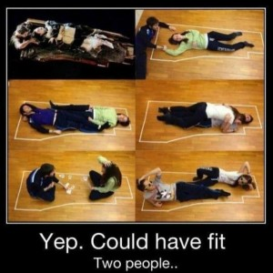 Jack could have survived in Titanic