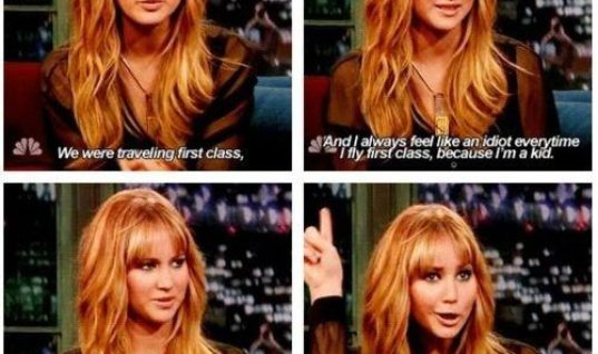 Jennifer Lawrence is hilarious