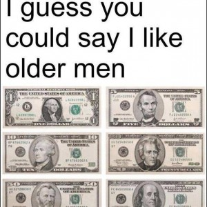 Liking Older Men
