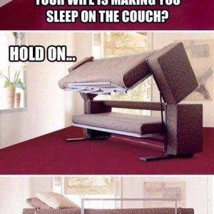 Sofa Come Bed