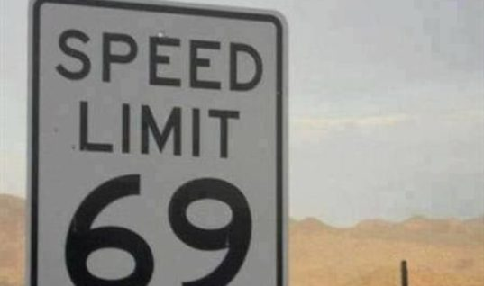 Speed Limit: