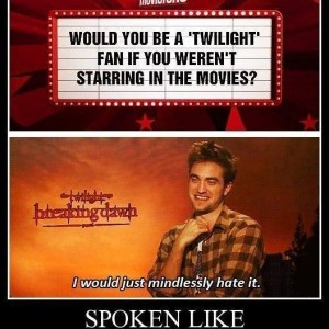 Spoken like a true Hufflepuff