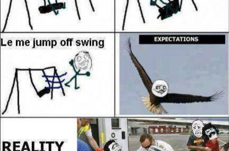 Swing jumping mode