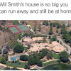 Will Smith's house
