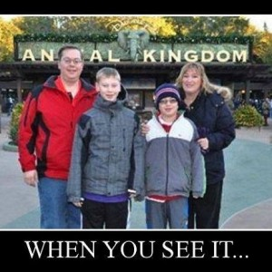Awkward moment when you notice it