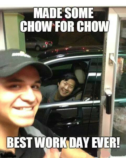 Funniest Meme Ever Made : Chow for funny pictures quotes memes